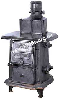 Hot Water In The 1940s And 1950s The Coal Fired Boiler