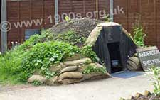 Reproduction Anderson shelter