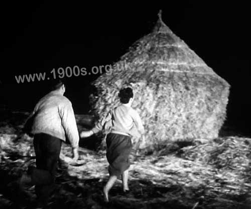 Courting couples using haystacks 1 of 2