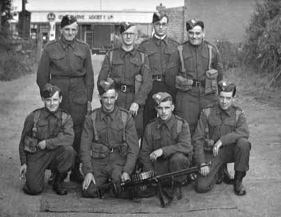 4th Rumney Company, Cardiff Regiment, South Wales Home Guard