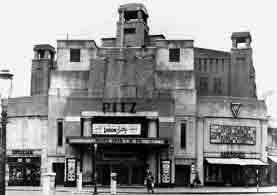 The Ritz cinema, Edgware, small