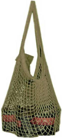 string bag, mid 20th century