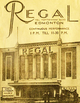 A Regal cinema, mid 20th century