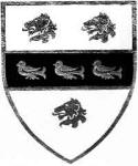 School crest/badge for Copthall County Grammar School, Mill Hill, north London