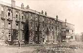 The back of Edmonton Military Hospital in WW1