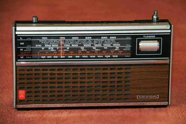 1963 radio: Grundig Elite Boy, thumbnail