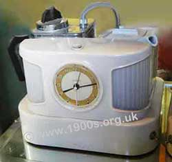 Early Teasmade for making fresh tea to wake up to
